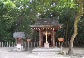 六甲山神社・百太夫神社